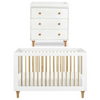 Babyletto Lolly Package - White / Natural