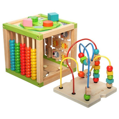 EverEarth My First Multi Play Activity Cube