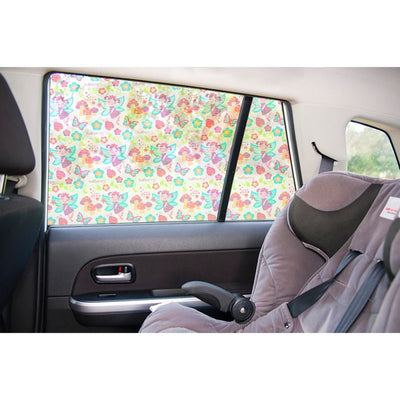 Toddler Tints Car Shade - Fairy Garden