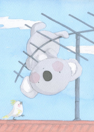 The Little Koala that Lost His Tree Book