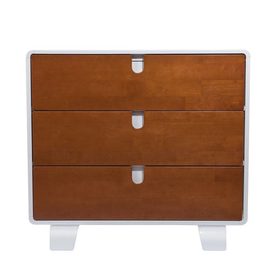 Bloom Retro Dresser - Oak