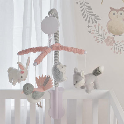 Lolli Living Musical Mobile - Forest Friends