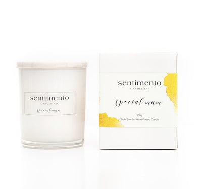 Sentimento Soy Candle - Special Mum