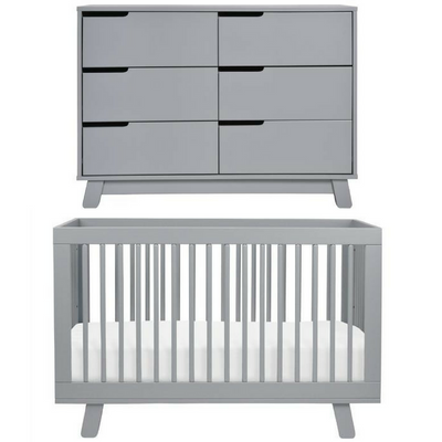Babyletto Hudson 6 Drawer Nursery Package