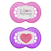 Mam Soother Love And Affection 4-24m 2pk