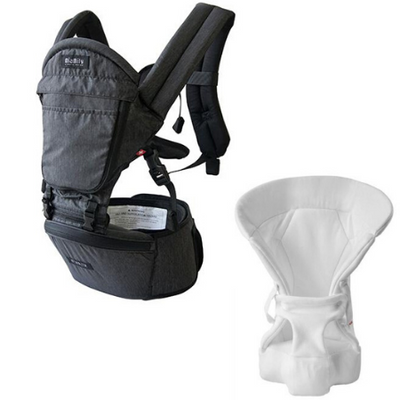 MiaMily Hipster Plus 3D Baby Carrier Bundle