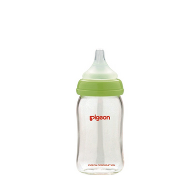 Pigeon Softouch Peristaltic Plus Glass Bottle
