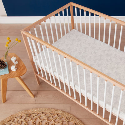 Ergopouch Bamboo Stretch Cot to Single Bed Fitted Sheet