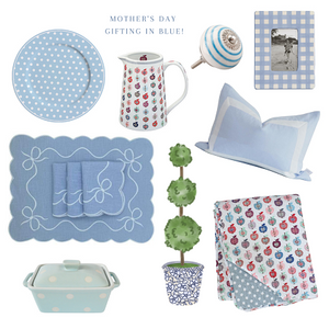 Mother's Day Gifts in Blue