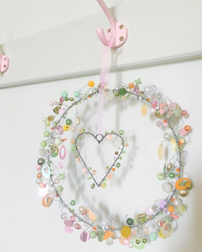 Pretty Bead Decorations