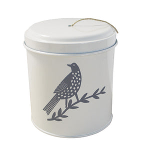 Songbird String Tin Box - prettyhomestyle
