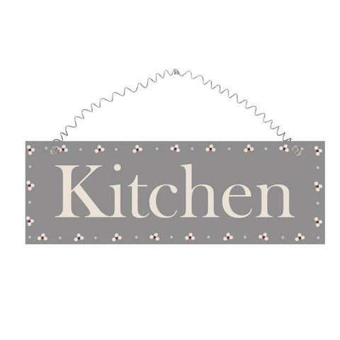 Kitchen Sign decor Nordic Grey - prettyhomestyle