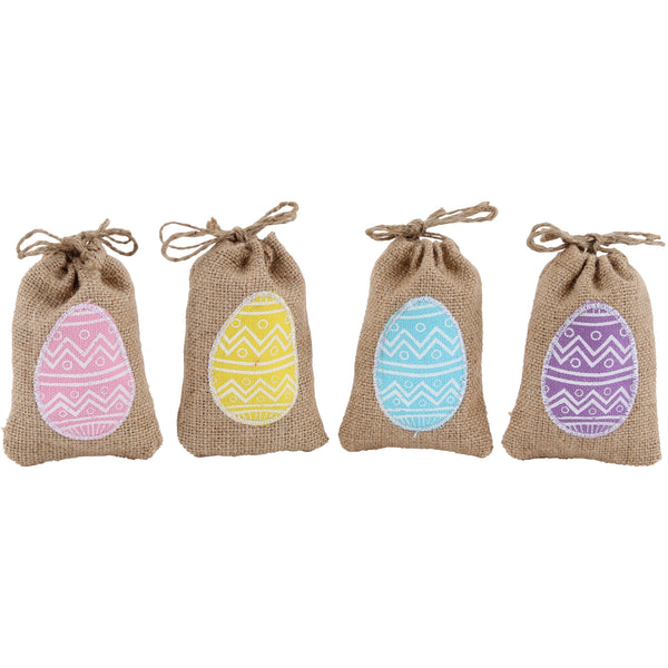 Easter Egg Treat Bags - prettyhomestyle
