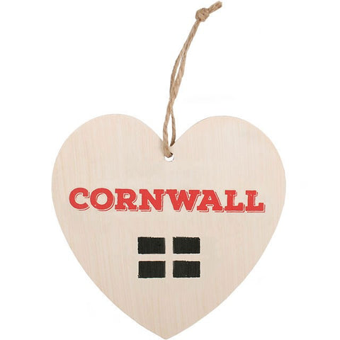 Hanging Heart Cornwall - prettyhomestyle