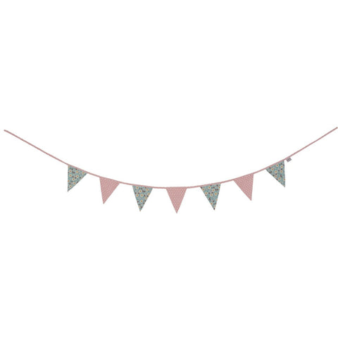 Bunting Flags Spring - prettyhomestyle