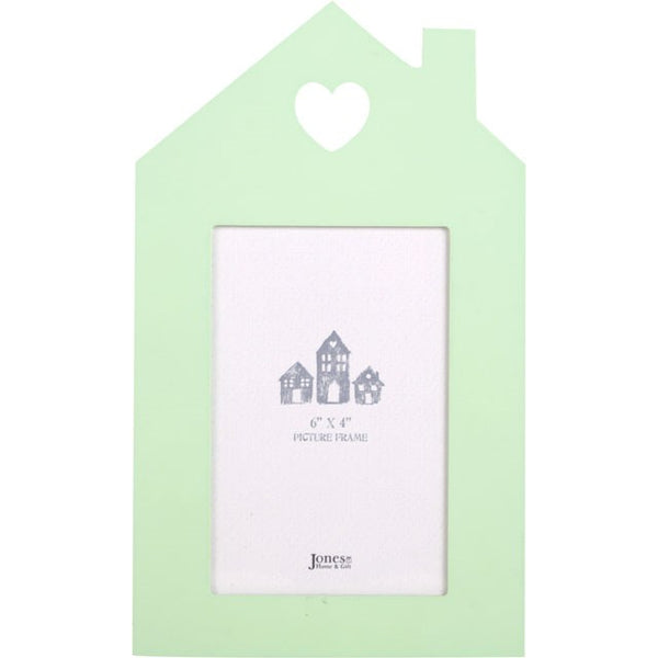 Heart House Photo Frame - prettyhomestyle