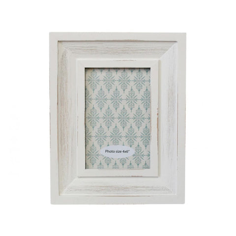 White Wash Frame