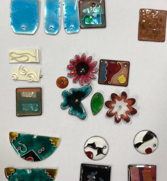 Custom Jewellery or enamelling class for small groups