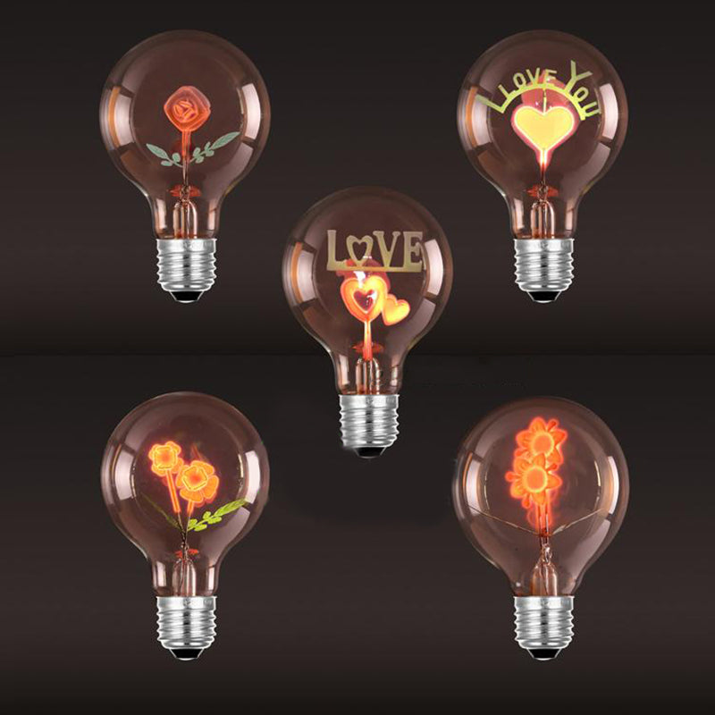 High Quality Incandescent LED Bulb 3W