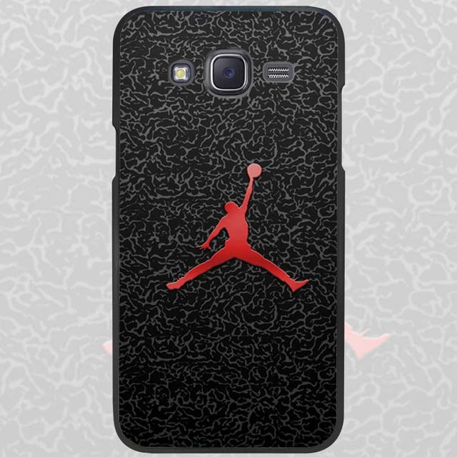 Black Case Cover Shell Protective for Samsung Galaxy J1 J2 J3 J5 J7