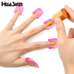 26PCS/Set Manicure Finger Nail Polish Shield