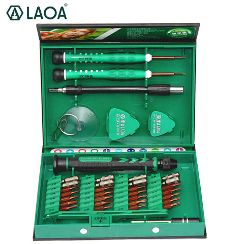 38 in 1  Precision Screwdriver Set Laptop/ Mobile phone Repair