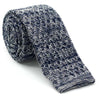 Image of 6cm Men's Skinny Knitted Tie Necktie