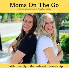 Red's Gone Green on Mom on the Go Podcast | Green Cleaning