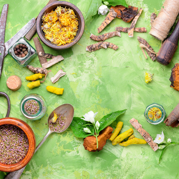 herbal medicine we take to keep our family healthy