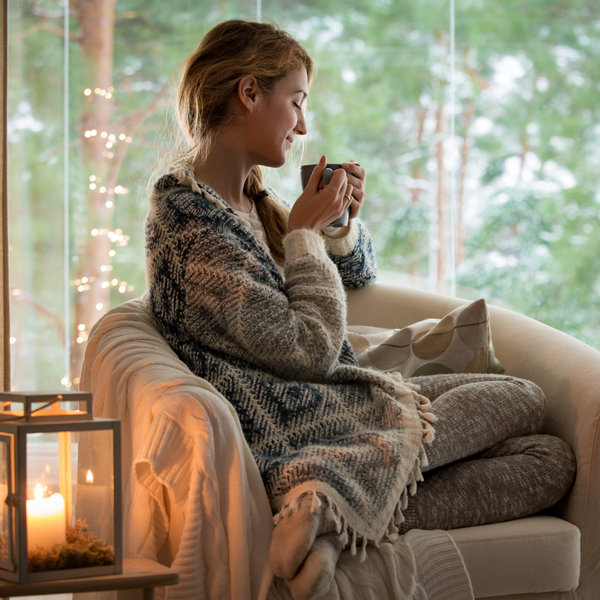 how to make your house warm and cozy