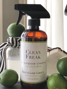 [Exclusive] <br> Coconut Lime <br> All Purpose Cleaner