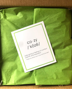 Cozy Home Bundle Gift Set