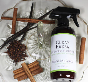 Clove Cinnamon Vanilla All Purpose Cleaner