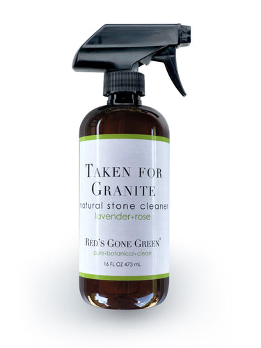 [Exclusive] Lavender Rose <br> Natural Stone Cleaner