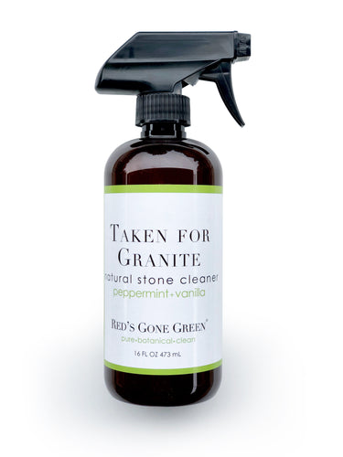 Peppermint Vanilla Granite & Natural Stone Cleaner