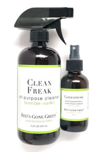 Load image into Gallery viewer, Lavender Vanilla Hand Cleanser & All Purpose Cleaner Set