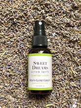 Load image into Gallery viewer, lavender vanilla all natural pillow spray