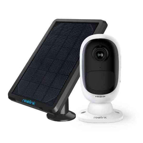 Wireless Security Camera For Outdoors With Solar Panel - Home Gym Tech