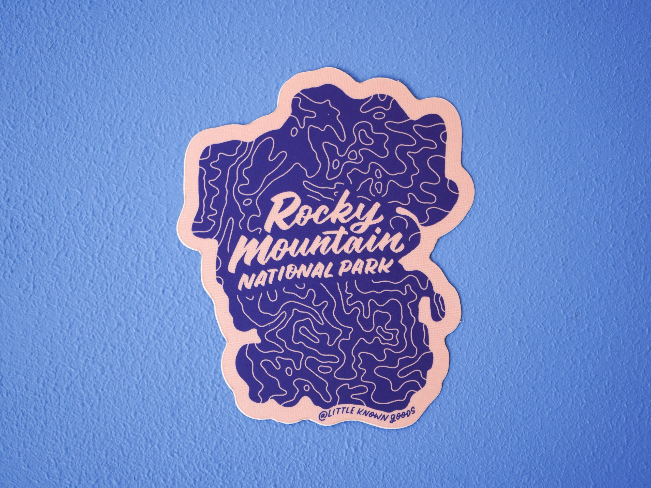 Wholesale — Rocky Mountain Nat'l Park Sticker