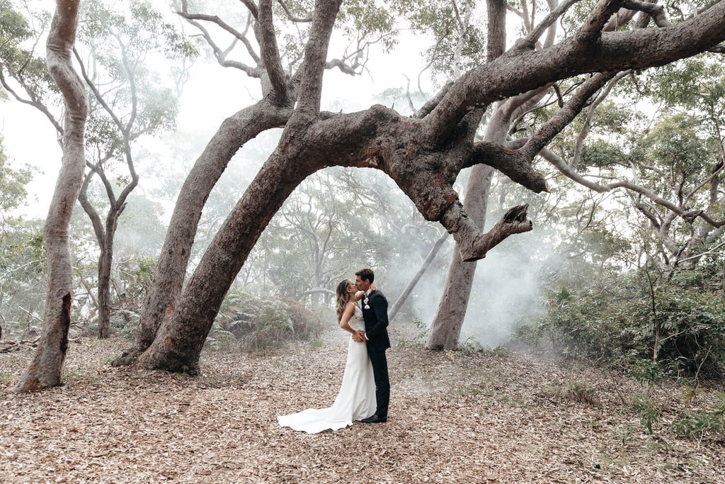 landscape wedding photography by the newcastle wedding photographer