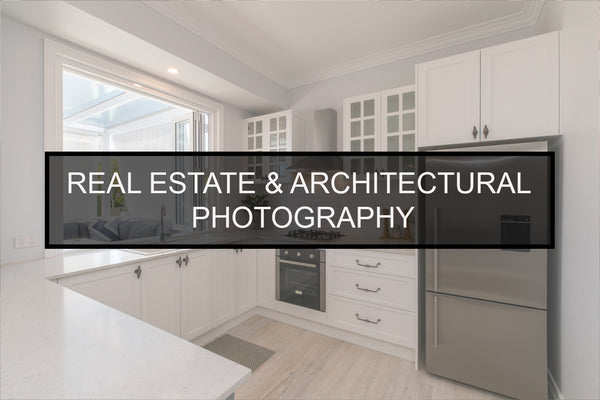 real estate photograph display image
