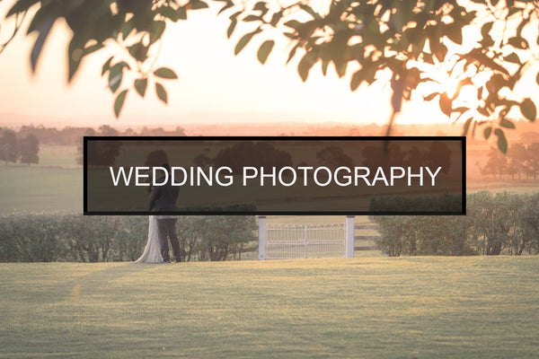 wedding photography display image