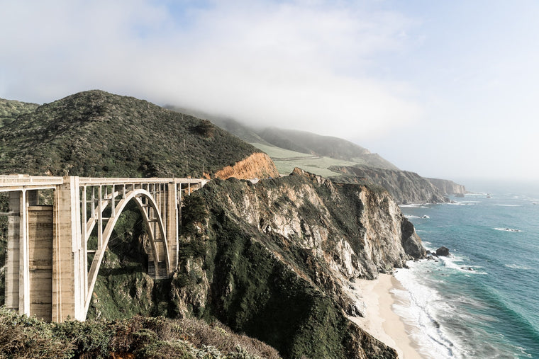 Big Sur Fine Art Photography - Bixby