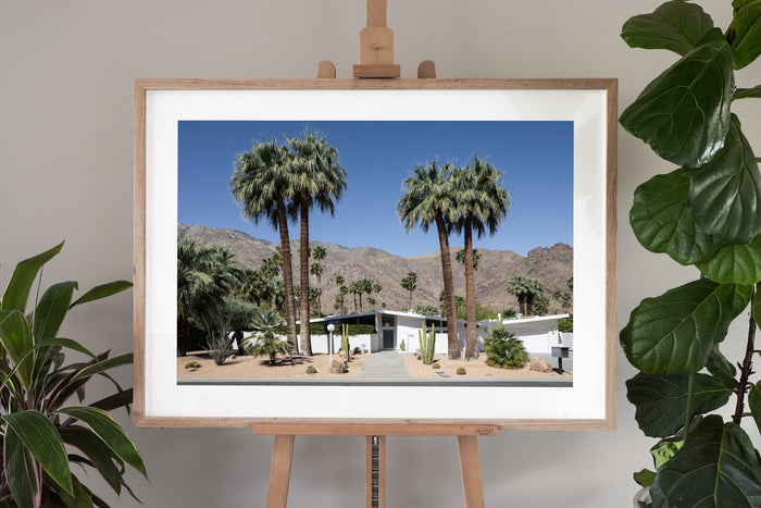 Palm Springs Fine Art Photography - N High Rd