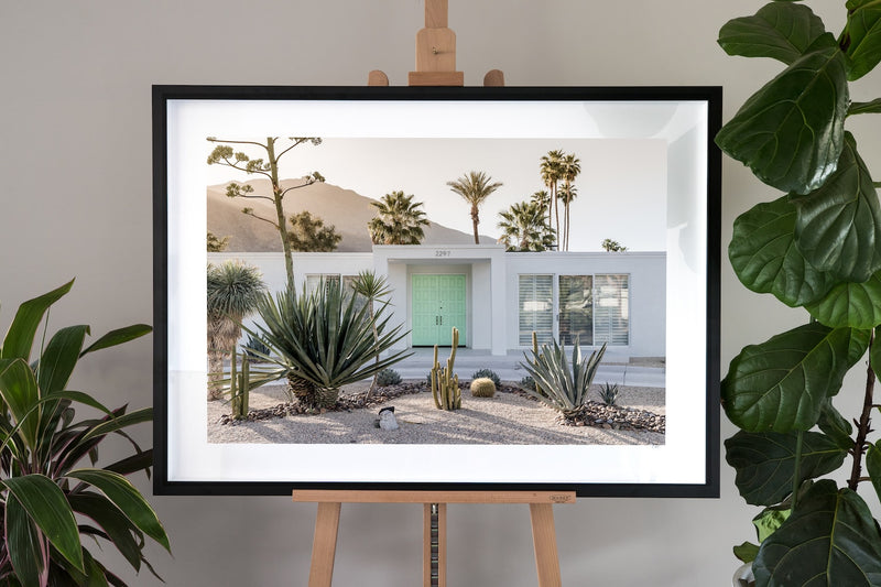 Palm Springs Fine Art Photography - S Camino Real
