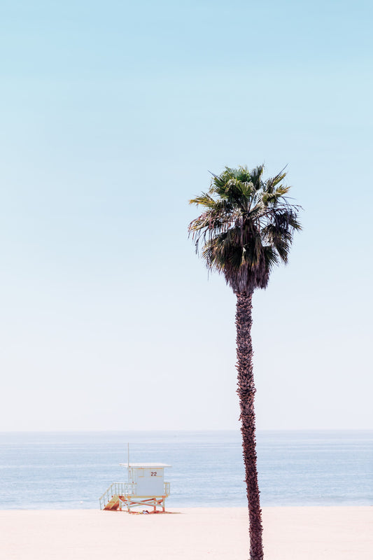 Beach Fine Art Photography - California Dreamin'