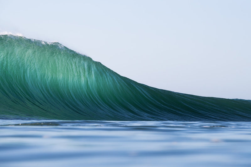Surf Fine Art Photography - Untouched