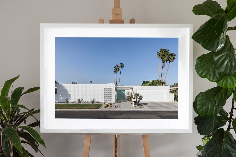 Palm Spring Fine Art Photography - Street Appeal