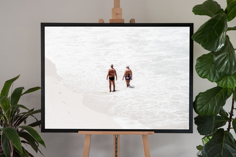 Beach Fine Art Photograhy - Sunday Strollers
