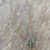 Sea Glass Drop Necklace
